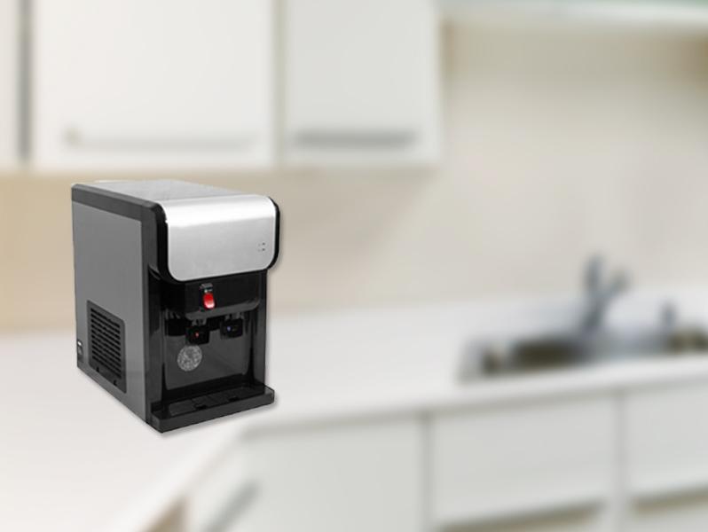 Countertop BottleLess Cooler - In Kitchen