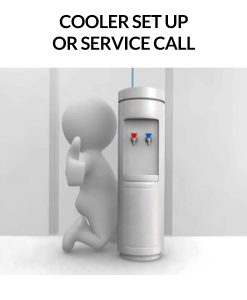 Service Call on your bottleLess water cooler