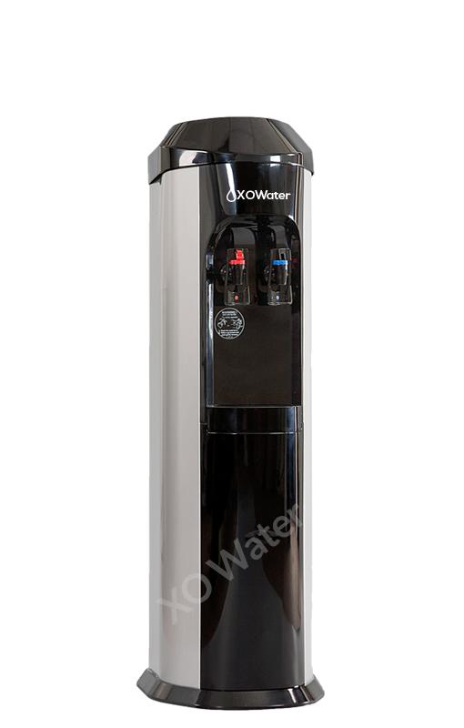 XO Water bottleless water cooler stainless