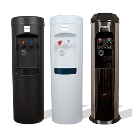 XO Water bottleless coolers - standing