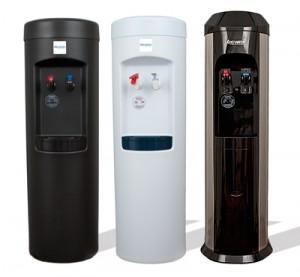 xo standing bottleless coolers
