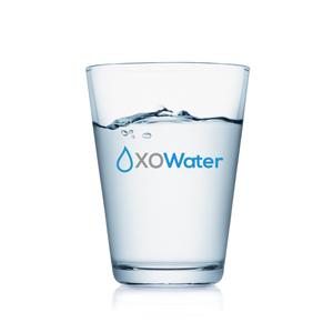 glass XO water