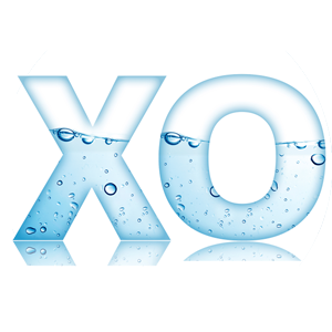XO in water