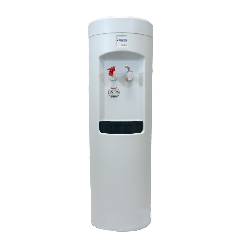 BDX1-W BottleLess Water Cooler - White - Standing
