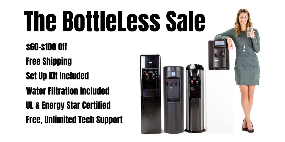 XO bottleless cooler sale