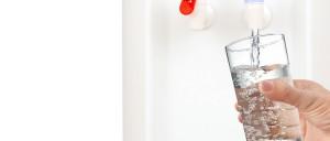 filling Glass XO Bottleless Cooler