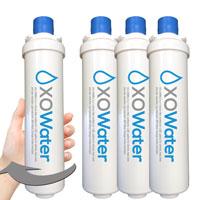 XO Water bottleless filter replacement