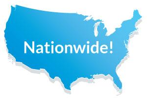 XO Water is Nationwide