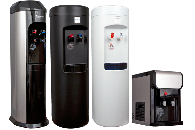 XO bottleLess water coolers