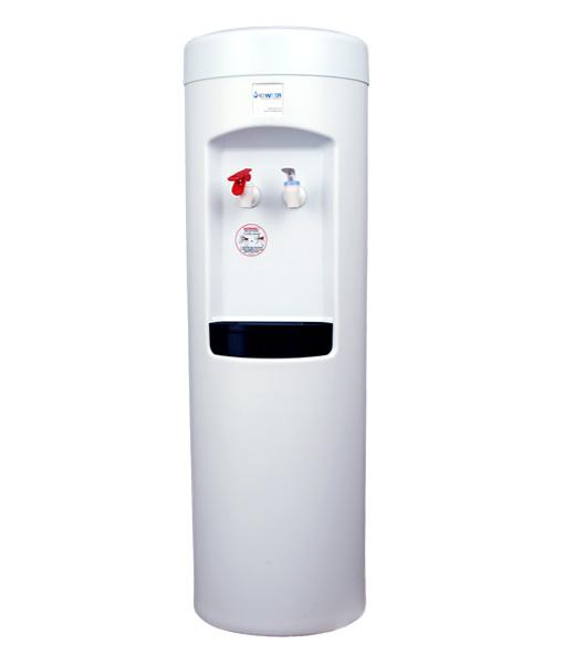 XO Water bottleLess water cooler white